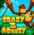 Слот Crazy Monkey 2 в онлайн казино Вулкан Делюкс