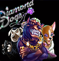 Играть на реальные деньги в автомат Diamond Dogs в Вулкан