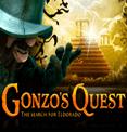 Игровой автомат Gonzo's Quest в клубе Вулкан Делюкс
