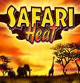 Играть в автоматы Safari Heat на деньги в Вулкан Делюкс