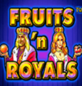 Игровой автомат Fruits and Royals в казино Вулкан Делюкс