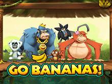 Слот Вперед, Бананы! в онлайн клубе